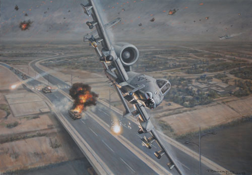 A-10s over Iraq