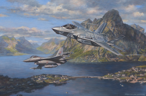 F35 in Norway