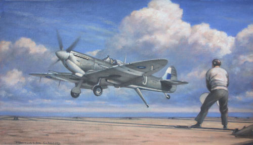 Seafire III Far East