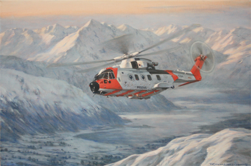 AW101 Norway